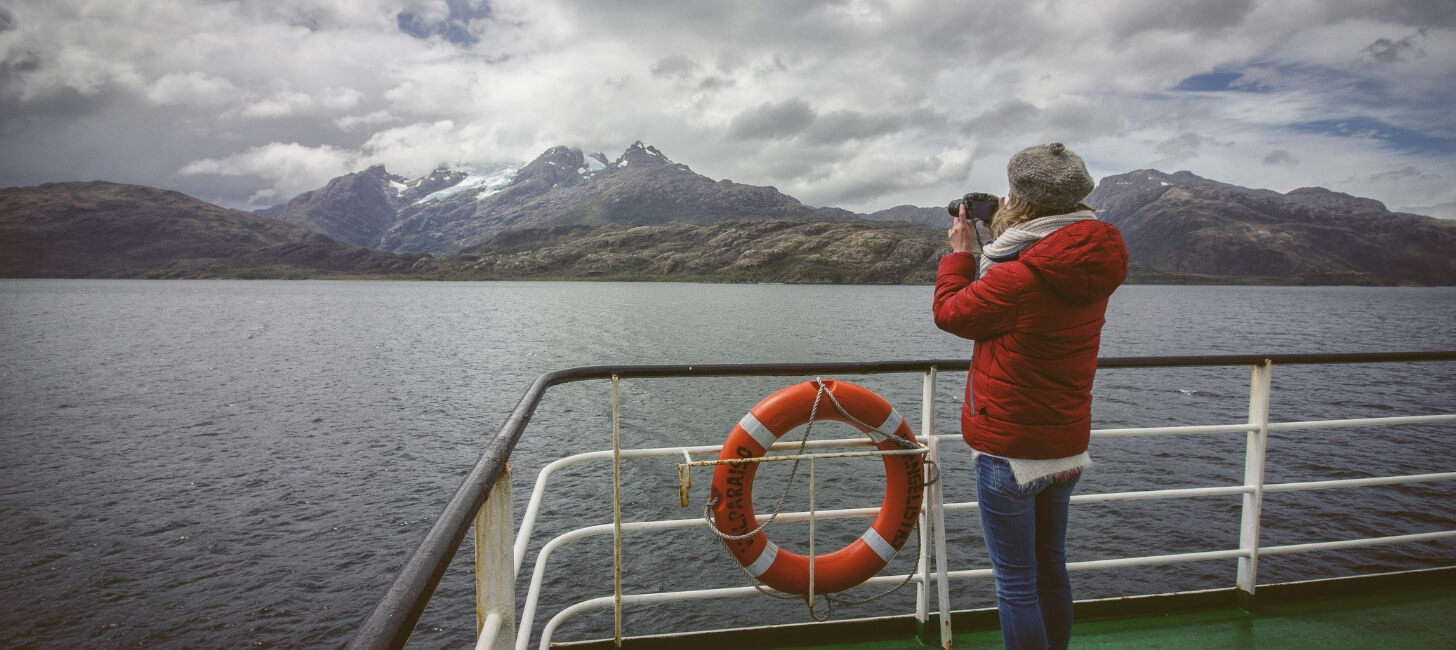 4 locations to capture the best shots of Patagonia