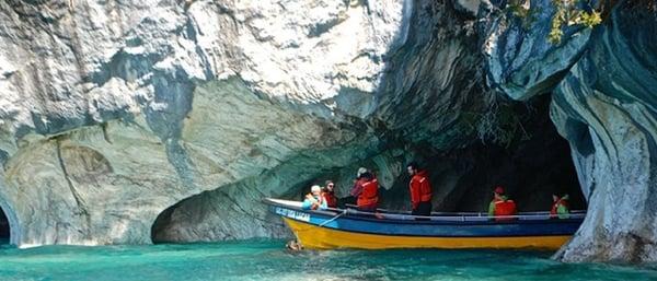 Las Cavernas de Mármol