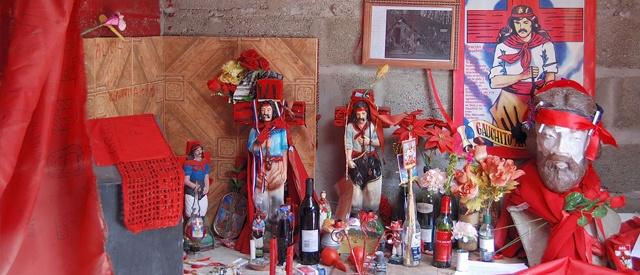 Las Animitas Santas de la Patagonia