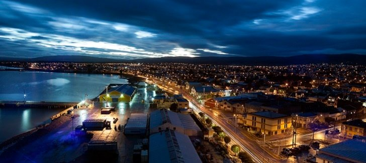 Punta Arenas is the southernmost city in Chilean Patagonia