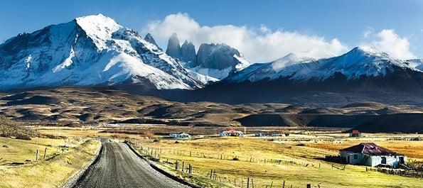 Driving to Patagonia