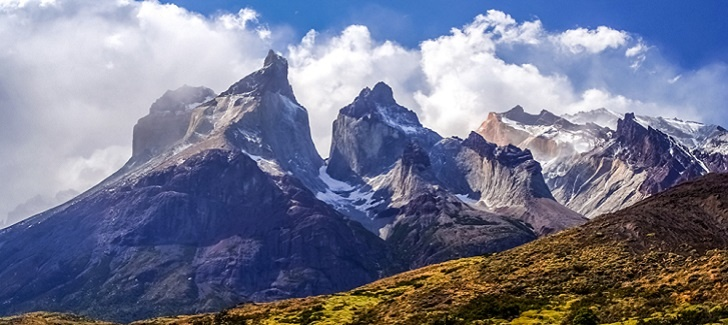 Torres del Paine is a challenging destination in Chile