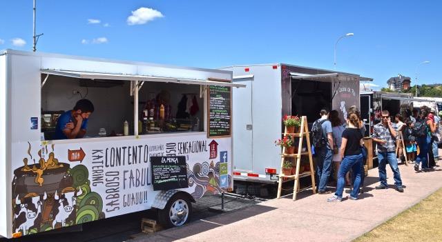 Food in Patagonia