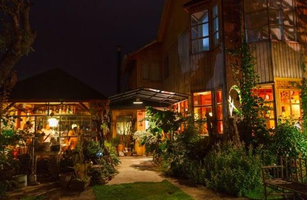 Restaurante Dalí en Coyhaique