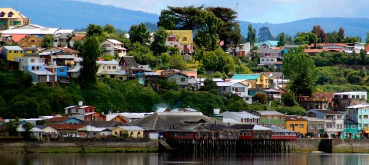 Palafitos de Chiloé