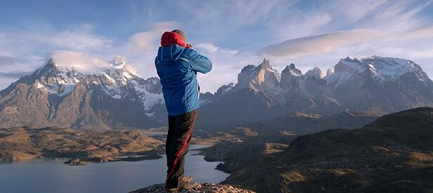 3 circuit trails to hike Chilean Patagonia