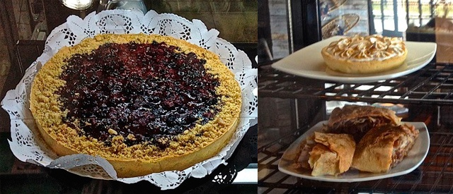 Food Patagonia Chile Kuchen