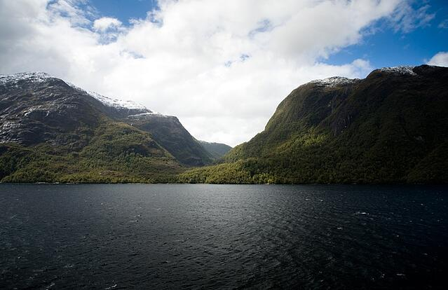 Patagonia Chile Fjords