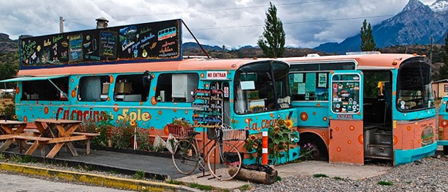Food trucks from Patgonia where to eat in Puerto Varas