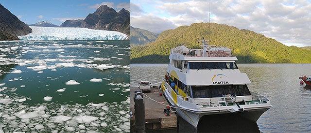 Laguna San Rafael Patagonia Chile