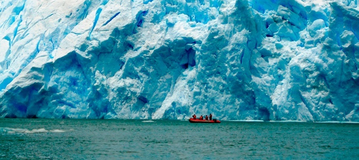 Activities at Northern Ice Field