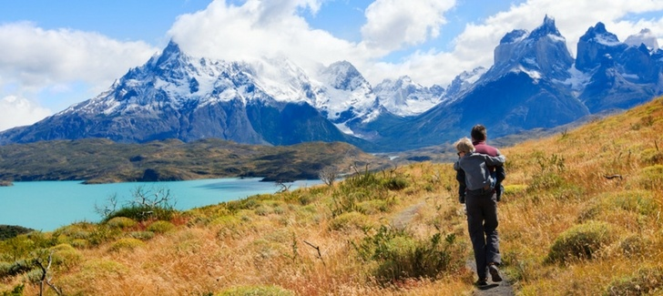 Tips for traveling to Patagonia with children