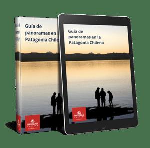 portada ebook guia panorama patagonia chilena