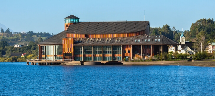 Teatro del lago Frutillar chile