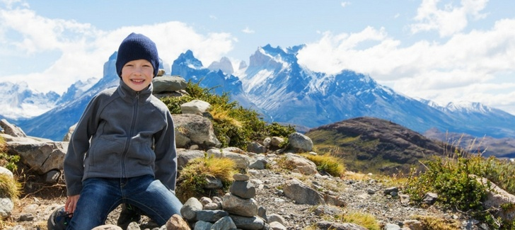 Travel to Patagonia with kids
