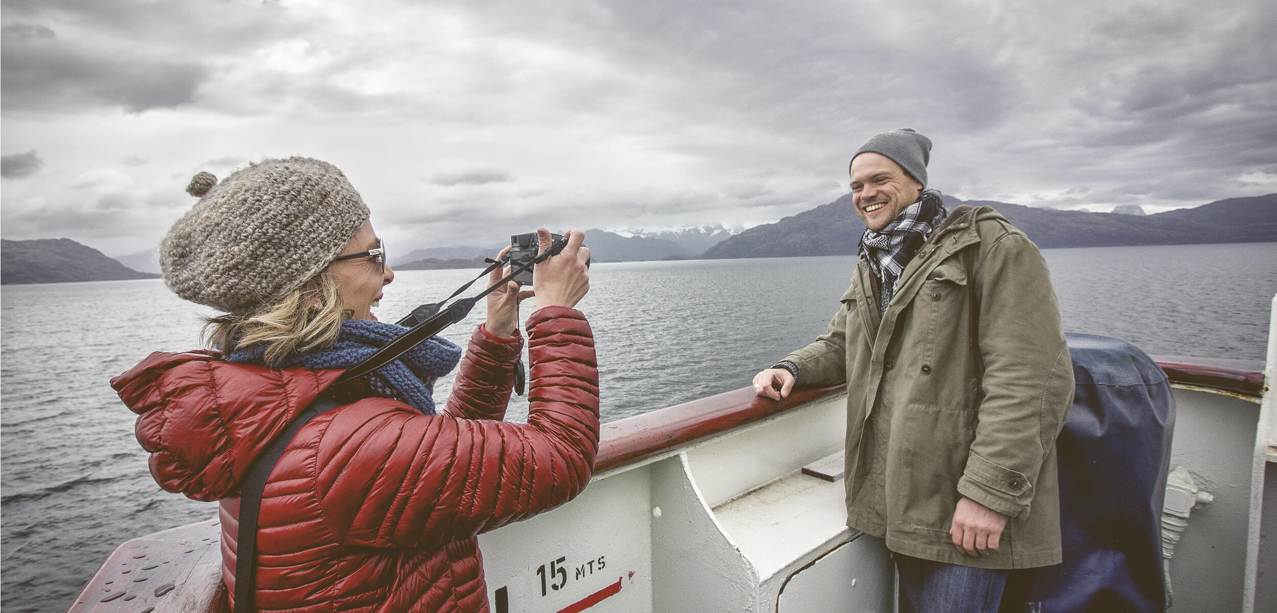 See what other travelers say about the Navimag ferry experience