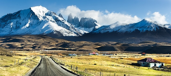 All roads lead to Patagonia
