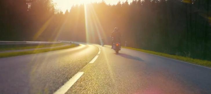 Viajar en moto por la Patagonia chilena