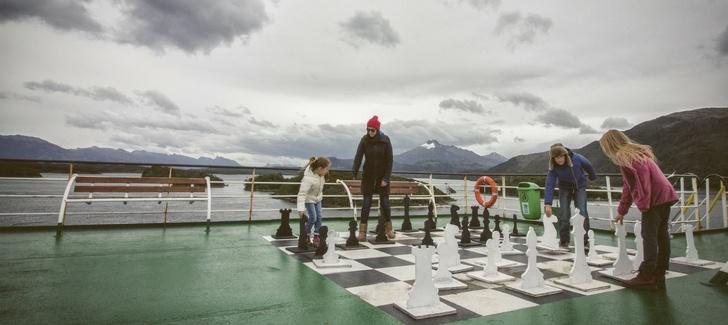 Viajar a la Patagonia: la experiencia Navimag