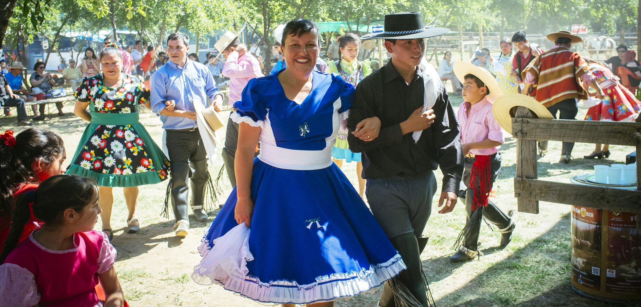 Las fiestas costumbristas que te celebran la cultura de Chile