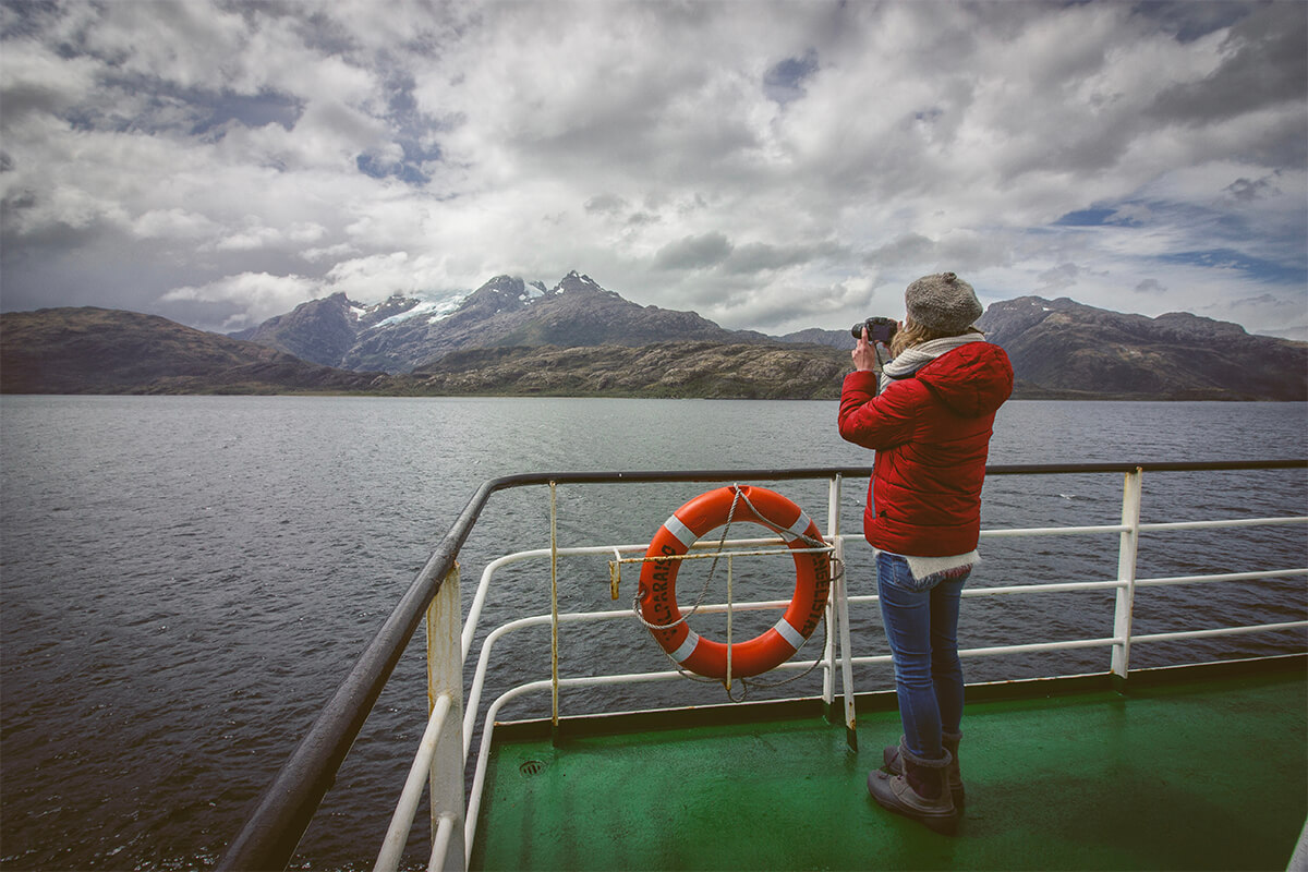 Patagonian Fjords Route