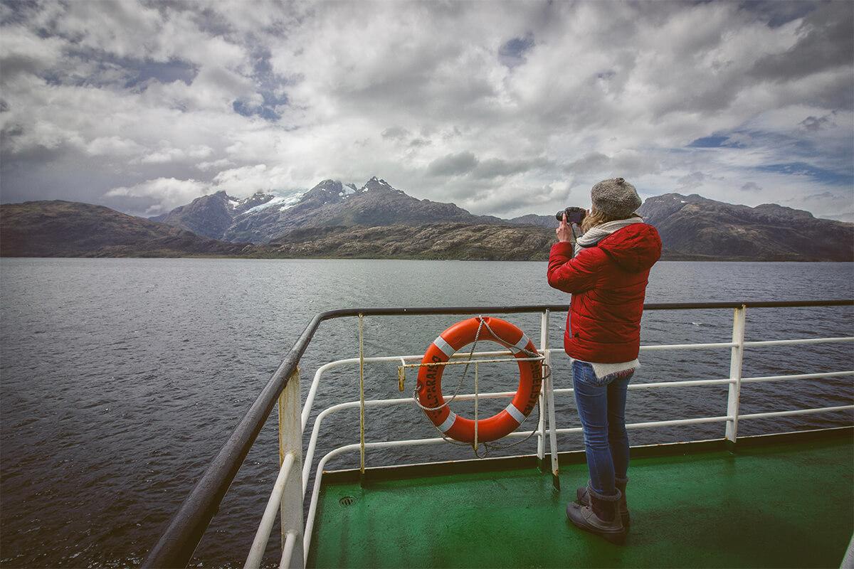 Ruta Fiordos Patagónicos